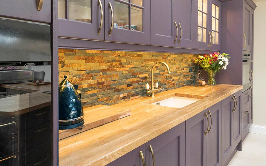 Colourful Kitchen - Kitchen Design Ideas